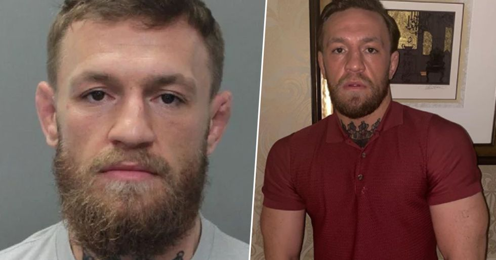 Conor McGregor Arrested for Sexual Assault and Indecent Exposure