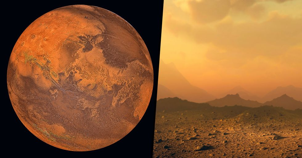Possible Signs of Alien Life Have Been Discovered on Venus