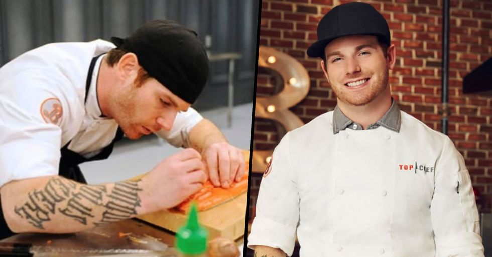 'Top Chef' Star Aaron Grissom's Cause of Death Confirmed