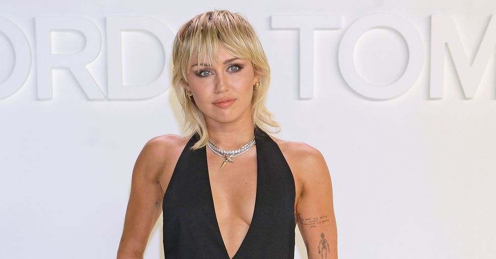 The 'Horrible' Photo of Miley Cyrus That Made Her Go Sober