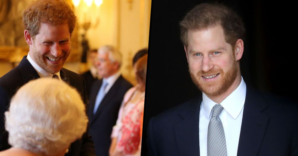 Queen Elizabeth's Birthday Message To Prince Harry Is Seriously Confusing People