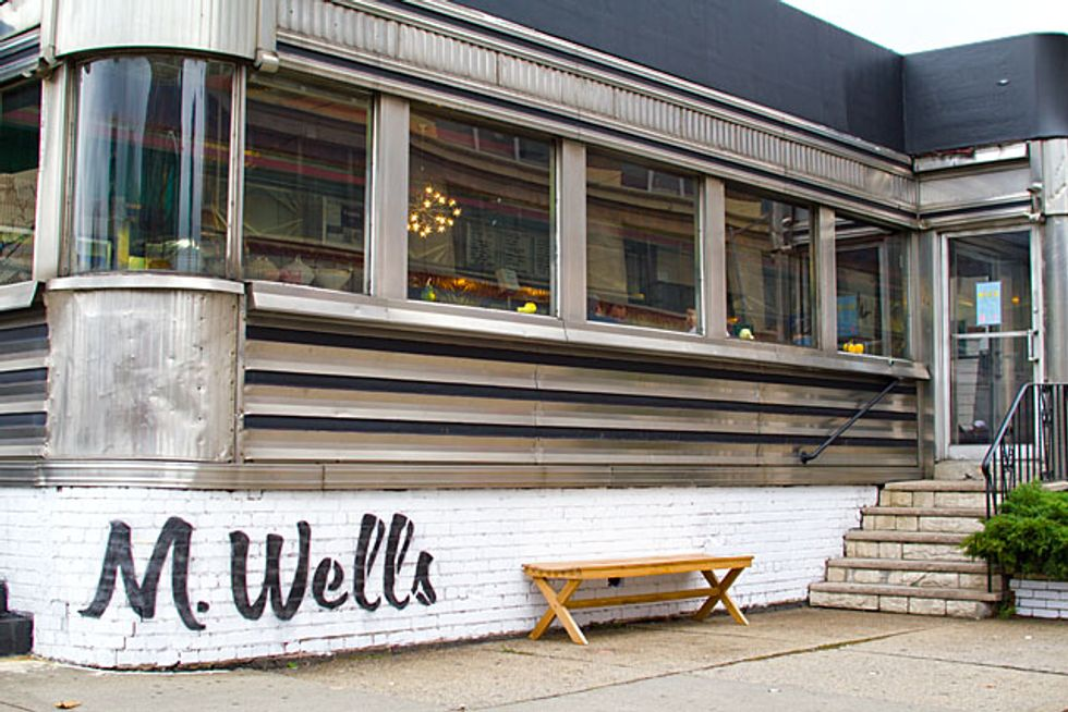 M. Wells Is Our Restaurant of the Week