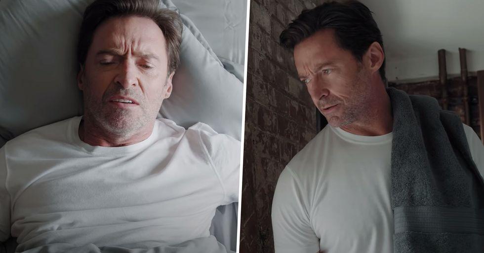 Ryan Reynolds Narrates Hilarious Hugh Jackman Coffee Commercial