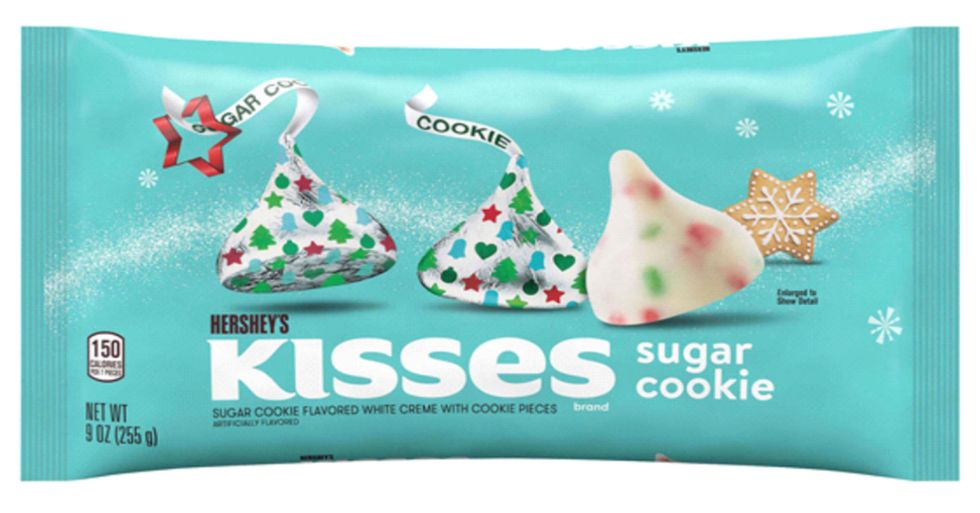 Hershey's Just Announced That They're Releasing Sugar Cookie Kisses and We're Already Obsessed