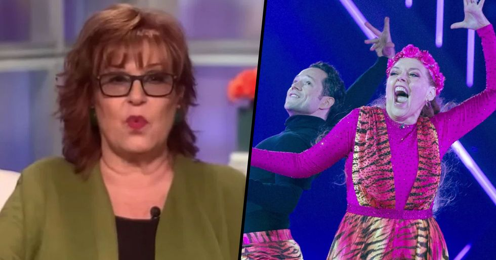 Joy Behar Mistakenly Invites Carole Baskin's Missing Husband on 'Dancing With the Stars'