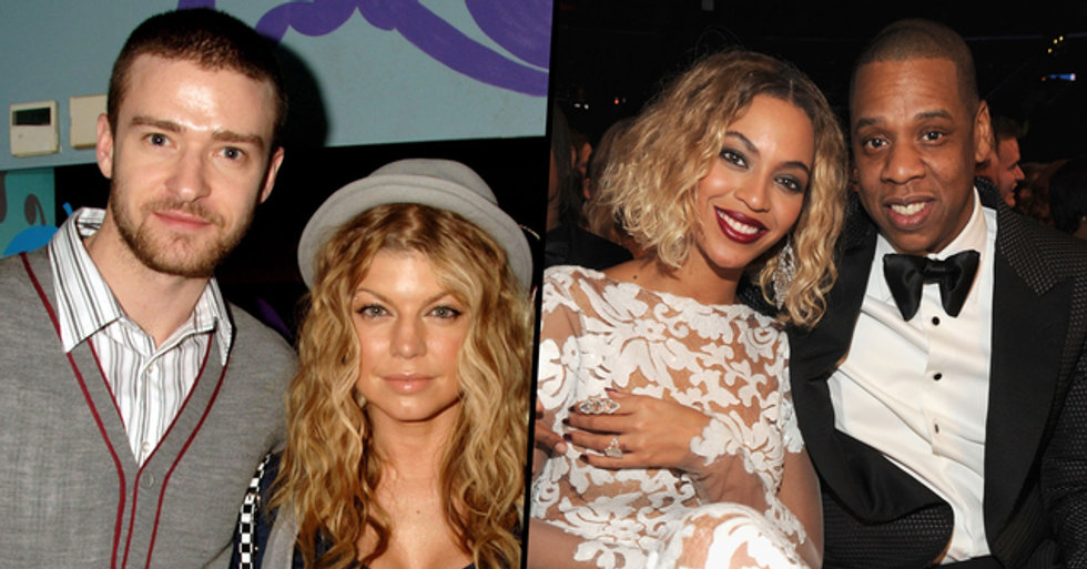 Someone Has Listed Celebrities Who Have Had 'Predatory Age Gaps' in Relationships