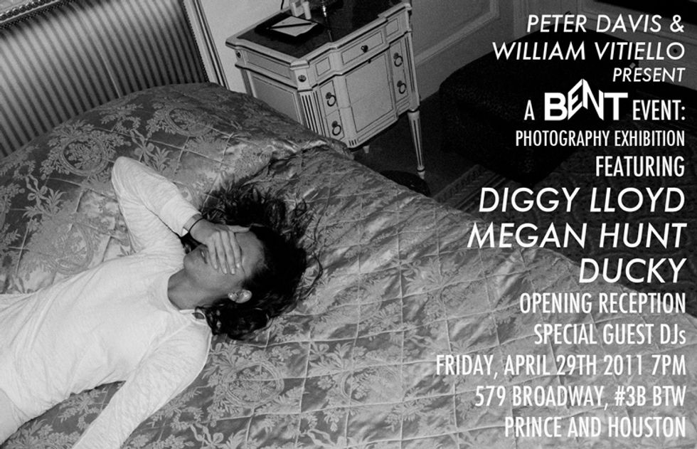 PAPER's Diggy Lloyd Is Having a Photo Show Tonight!