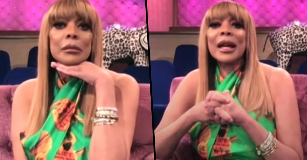 Wendy Williams Confesses She Spies on Her Neighbor While He Showers