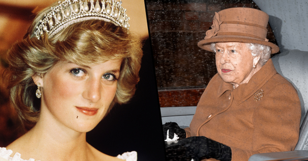 Heartbreaking Letter Sheds Light on the Queen's Private Pain After Princess Diana's Death