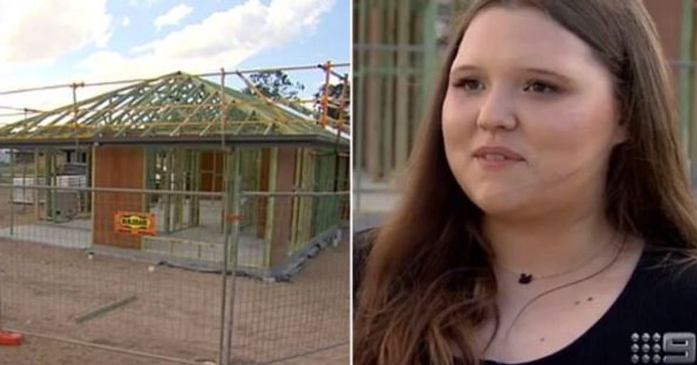 Teen Buys First Home at 19 From Working at McDonalds