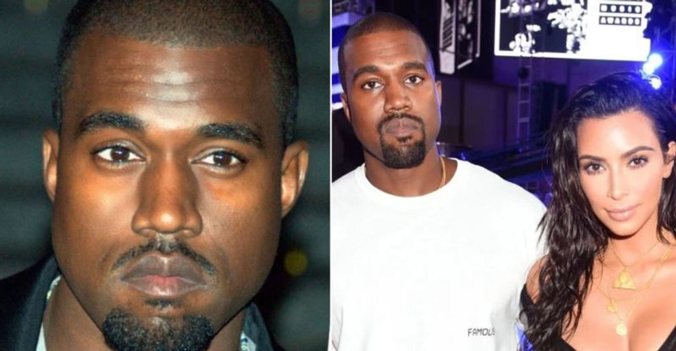 Kanye West Tweets Message to North About Being Murdered Then Deletes It