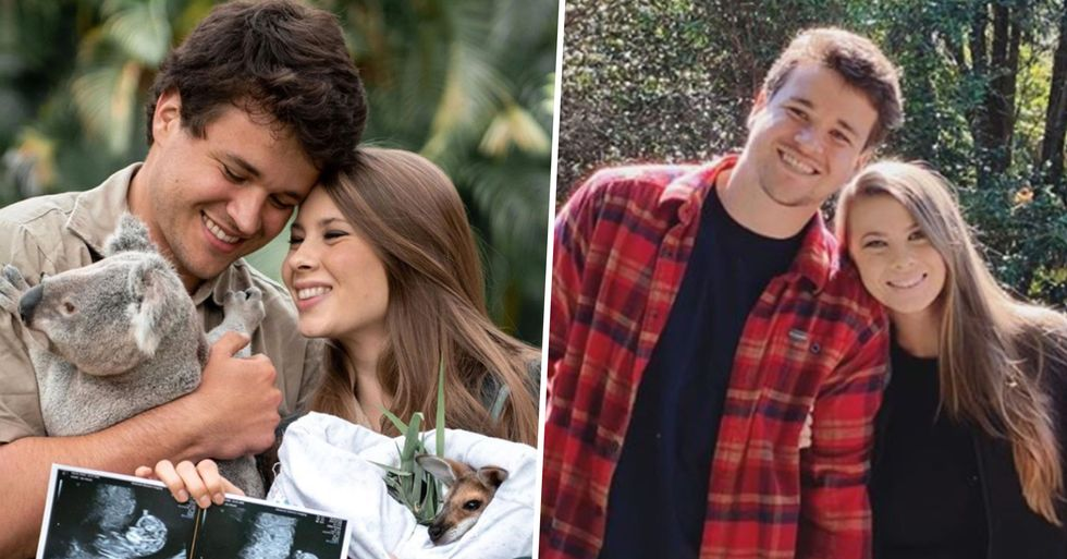 Bindi Irwin Reveals the Gender of Her First Child in Adorable Post