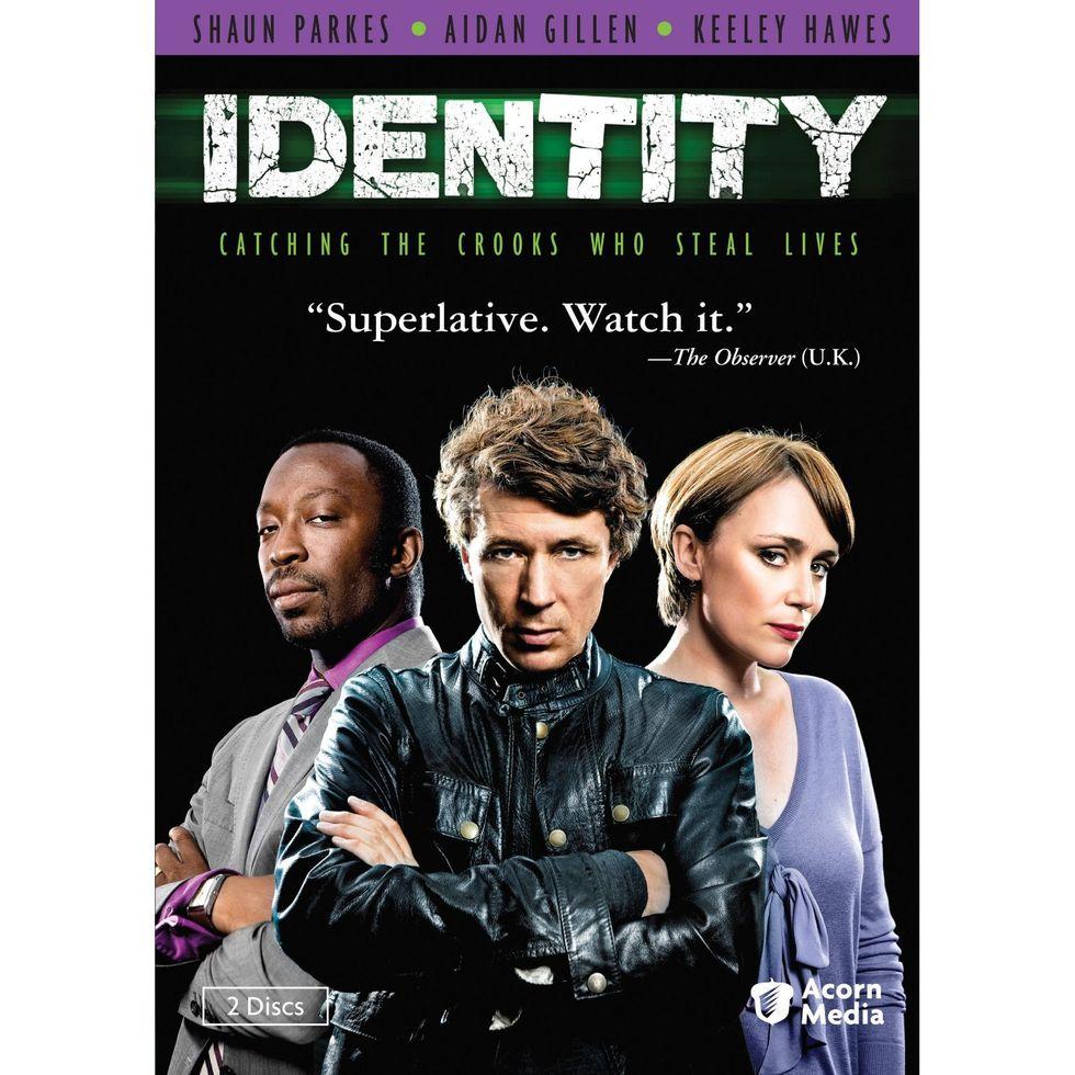 Terrific British TV Show- Identity On DVD