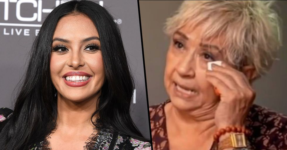 Vanessa Bryant Responds To Her Mom's Accusations That She 'Kicked Her Out of Their Home' After Kobe's Death