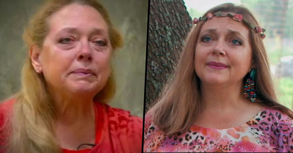 Carole Baskin Breaks Down in Tears Talking About How 'Tiger King' Affected Her Life