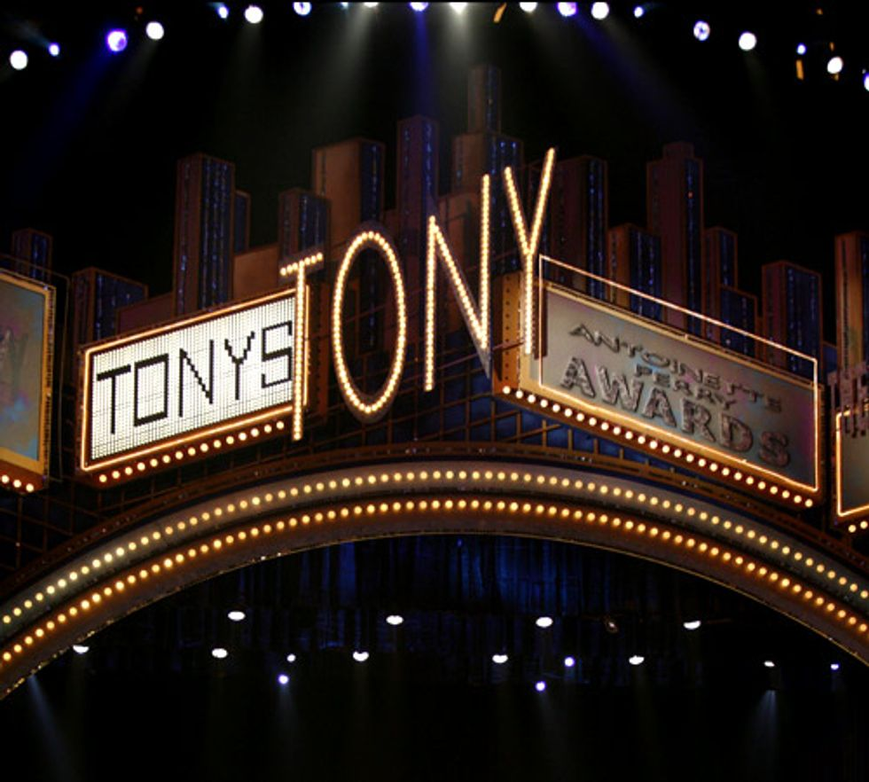 And the 2011 Tony Nominees Are...