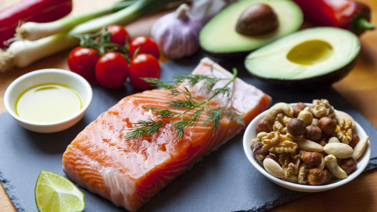 Mediterranean Diet Is Rated Best Fourth Year in a Row