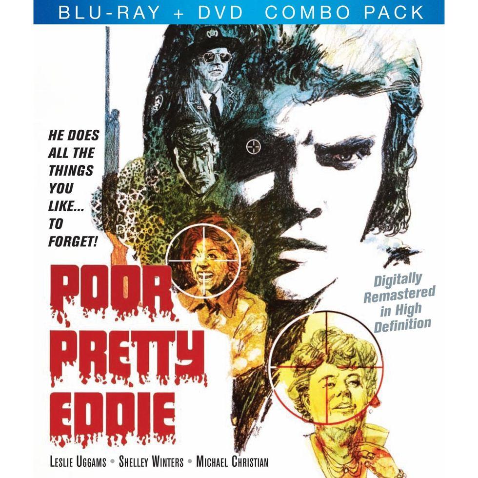 Poor Pretty Eddie On Blu-ray & DVD
