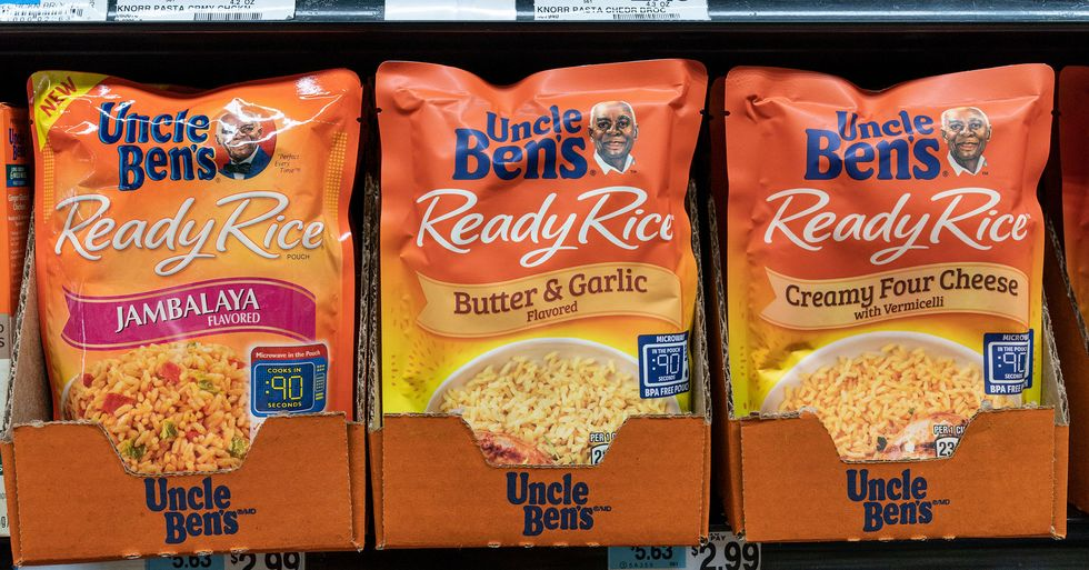 Uncle Ben's Unveil New Name and Logo After Changing Branding Due To Blacklash