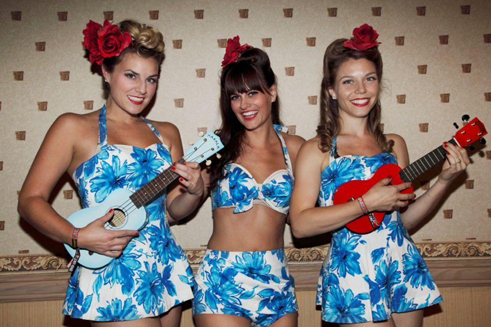 Scenes from the 14th Annual Viva Las Vegas Rockabilly Weekender