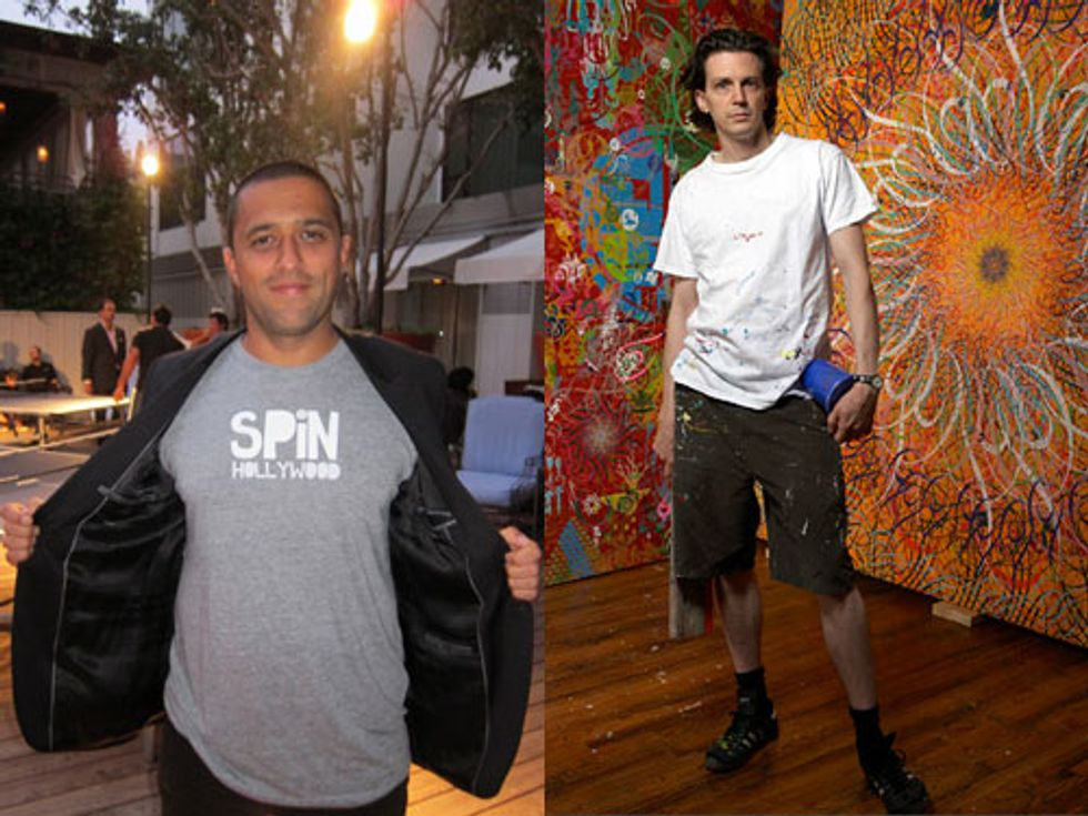 Eight Items or Less: Ben Pundole Heads to Montauk + Ryan McGinness Camps Out at the Standard