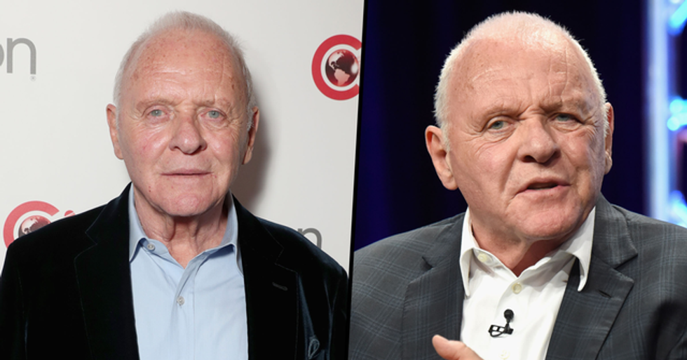82-Year-Old Anthony Hopkins Says He's 'At Peace' With His 'Inevitable Death'