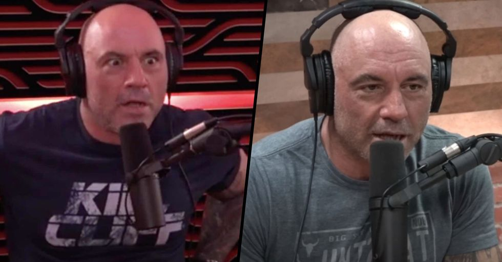 Spotify Employees Are Reportedly Threatening to Strike if Spotify Doesn't Censor Joe Rogan's Podcast