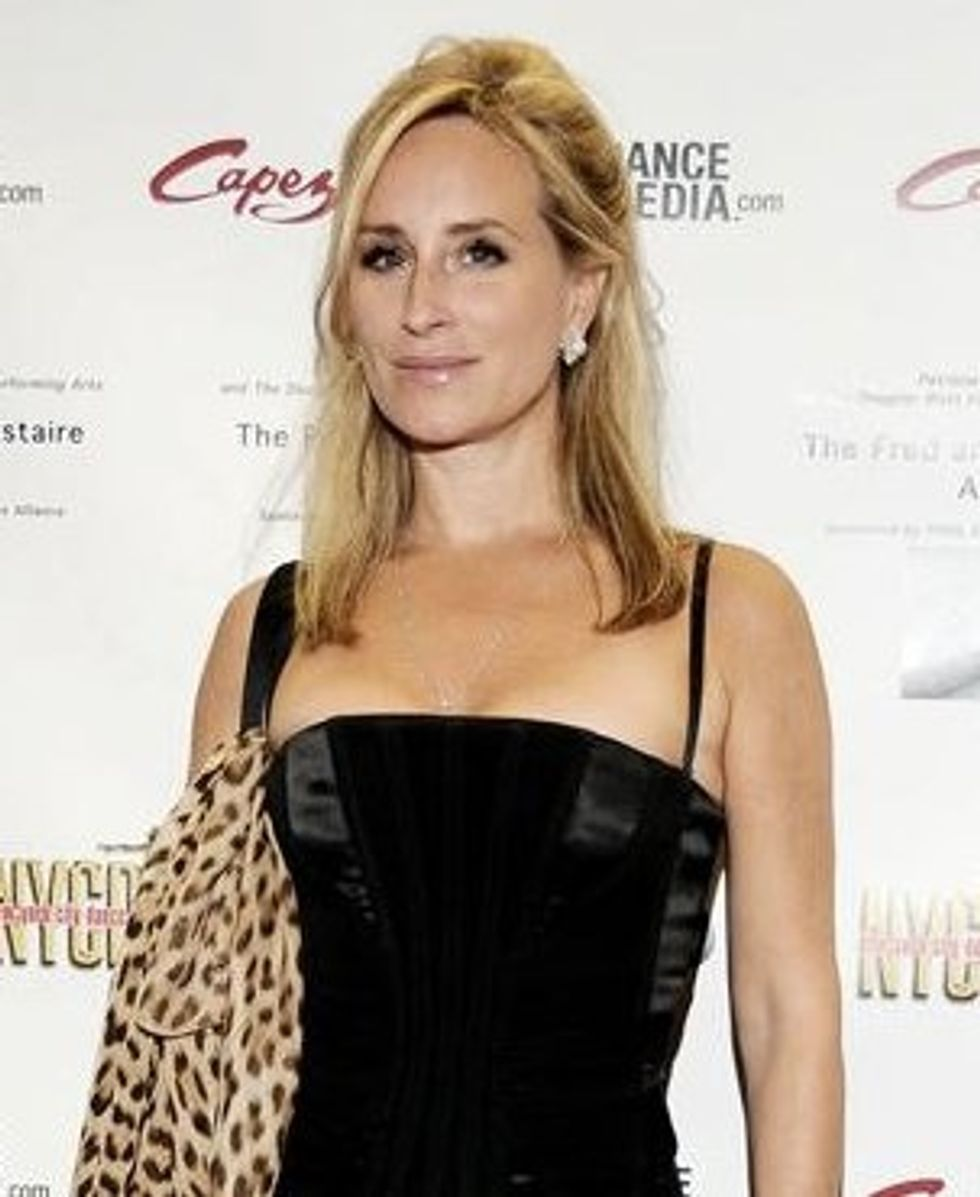 Sonja Morgan on Real Housewives, Getting Work Done and Dating Billy Idol
