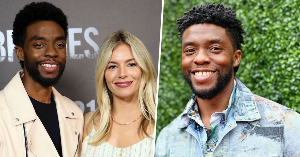 Sienna Miller Said Chadwick Boseman Used His Own Salary To Ensure She Was Equally Paid