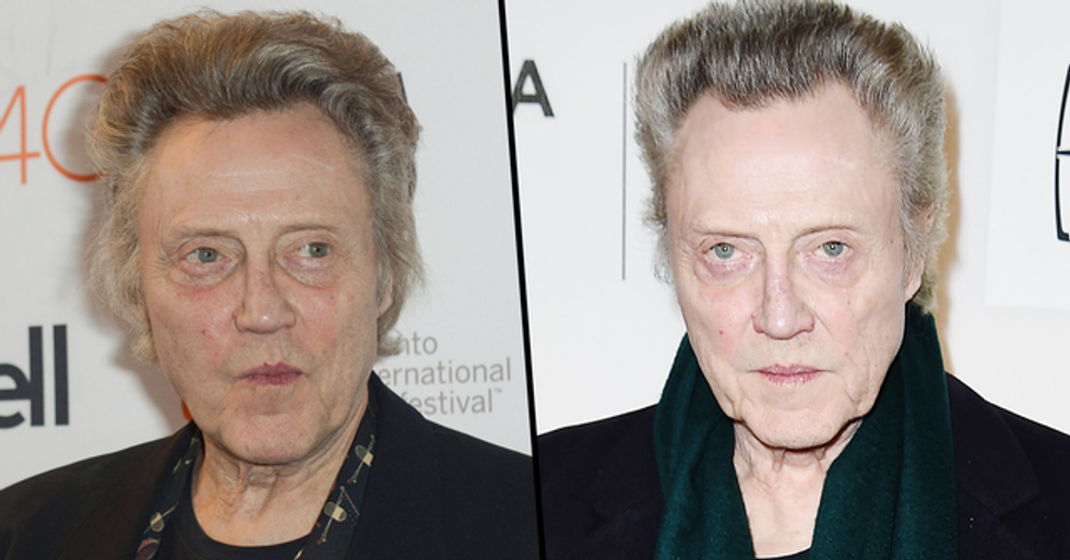 The Truth About Christopher Walken Is Out in the Open Now