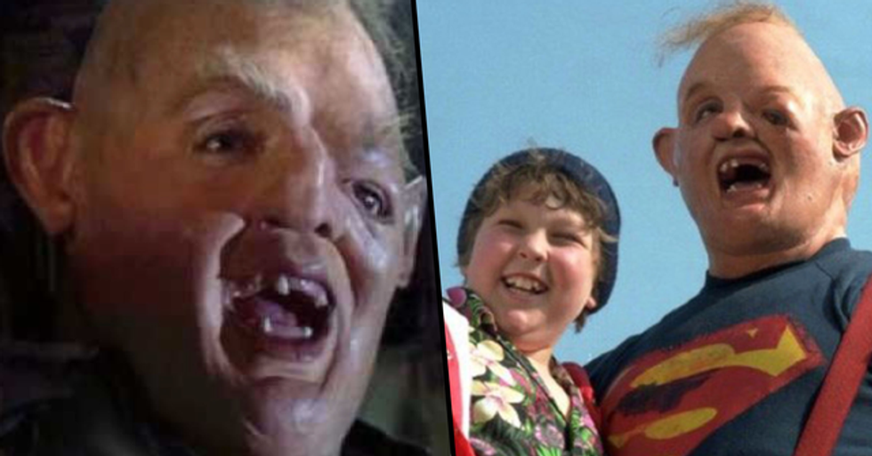 The Tragic Truth About the Man Who Played Sloth in 'The Goonies'
