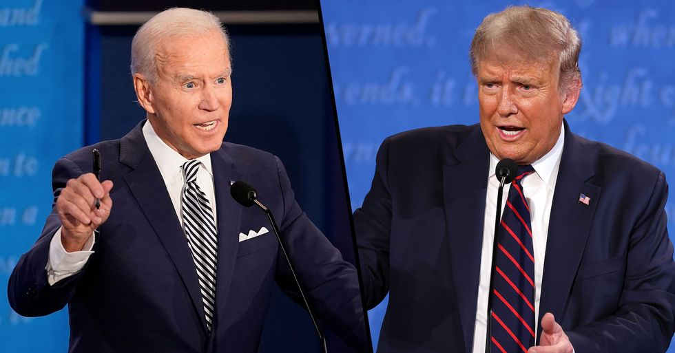 Experts Decide Who They Think Won the First Presidential Debate