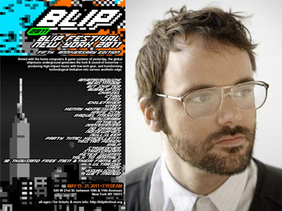 Eight Items or Less: The Blip Festival + Kevin Spacey Is Unamused by Cassettes Won't Listen