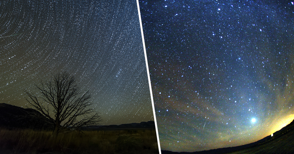 Stunning Orionid Meteor Shower Will Dazzle the World With Hundreds of Shooting Stars This Month