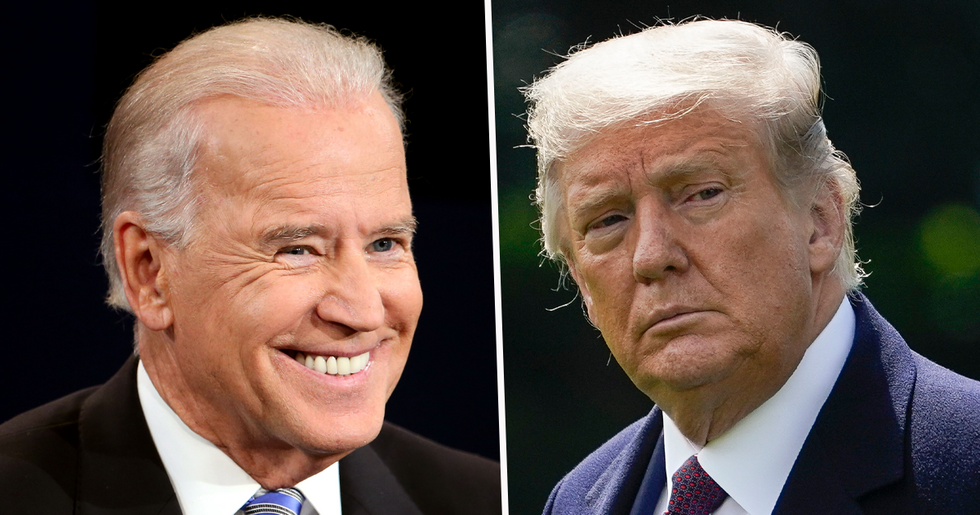 Joe Biden Sends Message to Trump and Melania After They Tested Positive for Coronavirus