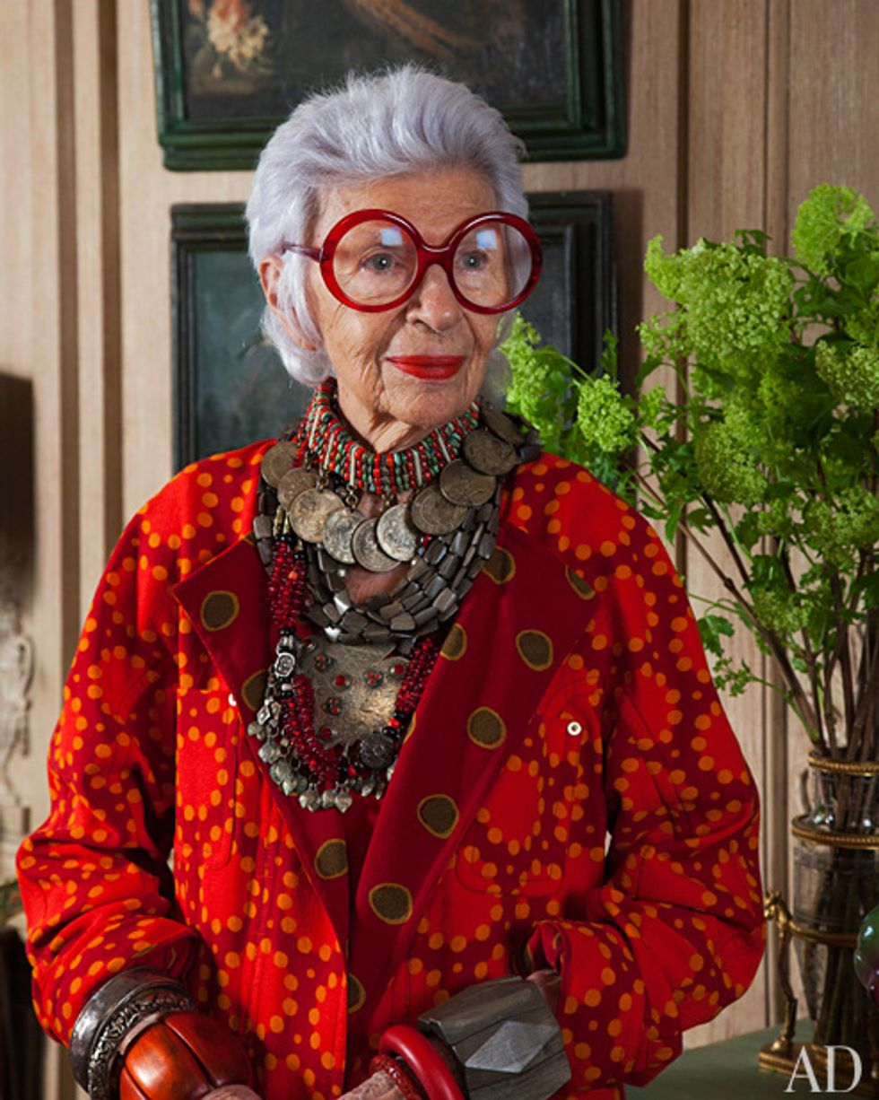 Anna Wintour, Lady Gaga, Philip Lim, Iris Apfel & More in Today's Style Scraps