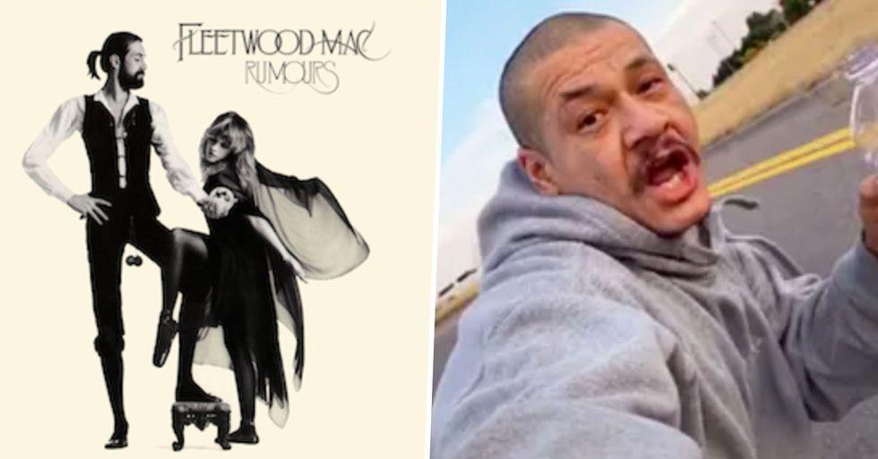 Fleetwood Mac's Album 'Rumours' Back in Charts After Viral 'Dreams' Tiktok