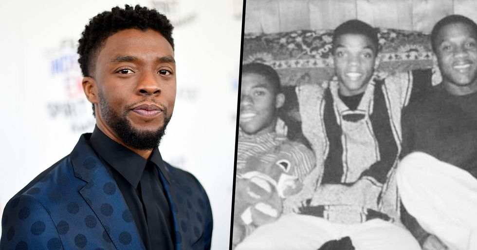Chadwick Boseman's Brothers Open up About His Final Days