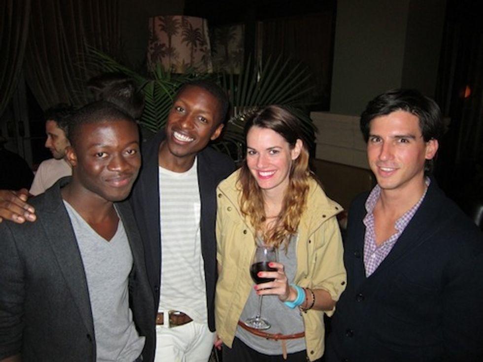 Tuesdays at SoHo Grand with Birthday Boy Kofi Yankey