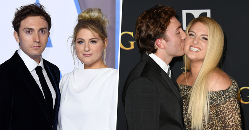 Meghan Trainor Pregnant With Her and Daryl Sabara's First Child