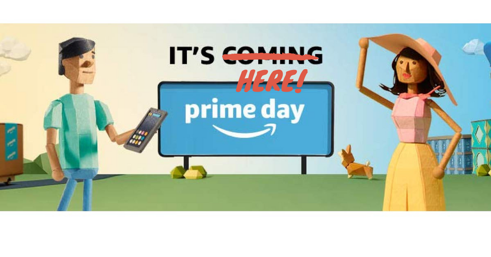 Amazon Prime Day 2020: Deals Hub!