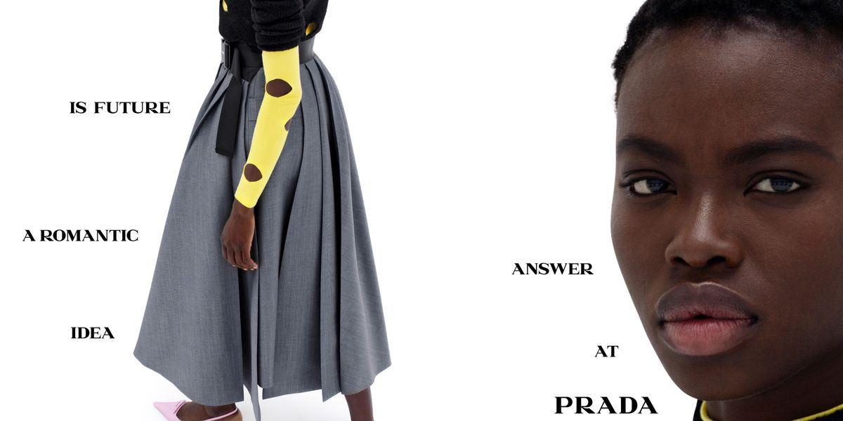 I Can't Wait for the Memes on These Existential Prada Ads