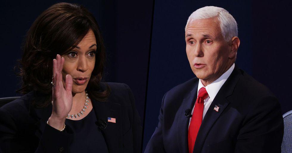 Kamala Harris Won Debate Over Mike Pence According To Poll