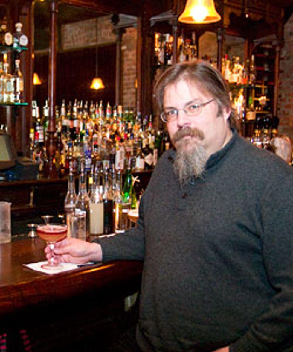 A Divey Brooklyn Bar Crawl with Cocktail Guru David Wondrich