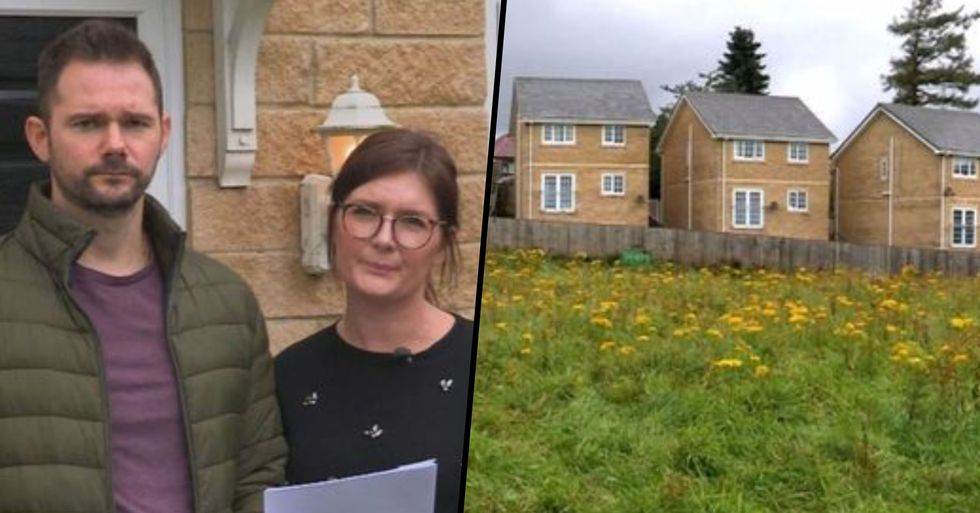 First Time Buyers Find Their New $170,000 House Is Worth Nothing