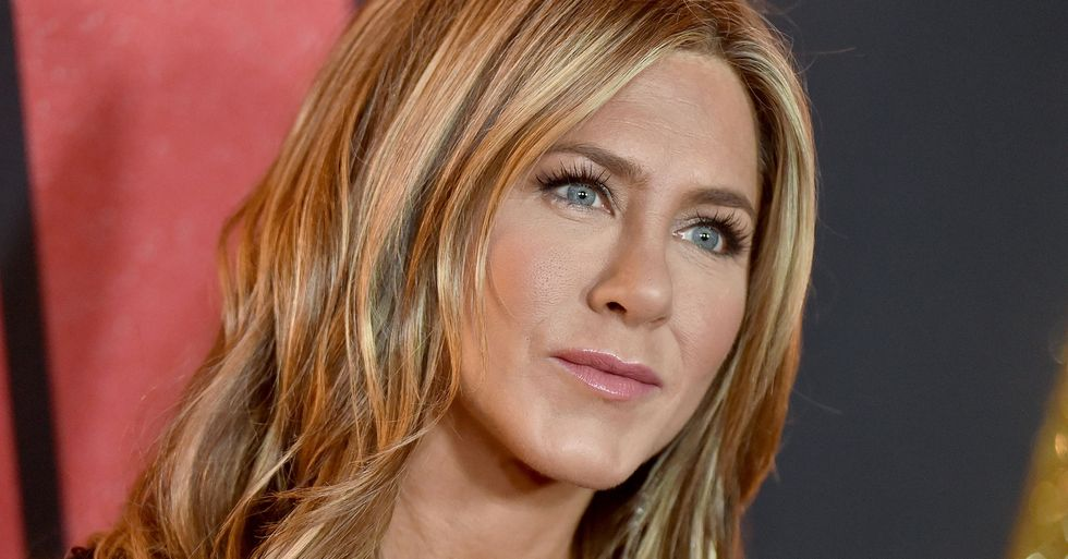 Jennifer Aniston Introduces New Rescue Puppy Lord Chesterfield