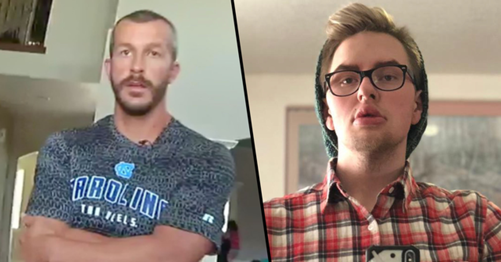 Chris Watts Addresses Man's Claims He Was His 'Gay Lover'