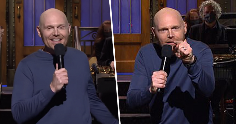 Bill Burr Angered a Lot of People With His 'SNL' Monologue