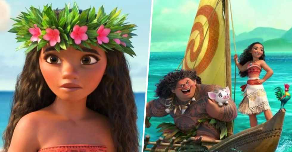 'Moana' 2 Is Officially In The Works