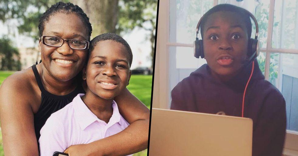 12-Year-Old Boy Genius Set To Study Aerospace Engineering at Georgia Tech